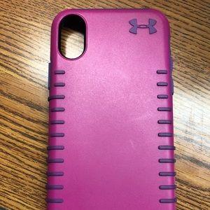 UnderArmor IPhone X Case